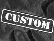 Black Hand Made Custom Padded Cover Mesa Boogie F-50 Widebody Combo Amp Guitar Amplifier Slip Cover Dust Cover Home Studio Custom Logo