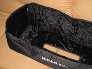 Custom padded cover for FENDER Reverb Unit 1963 head amp