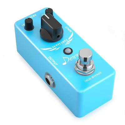 Tutti Love Chorus Guitar Effect Pedal Pure Analog True Bypass