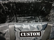 Custom dual-padded BAG for TRAYNOR YBA200-2 Bass Master Amp YBA 200 - 2