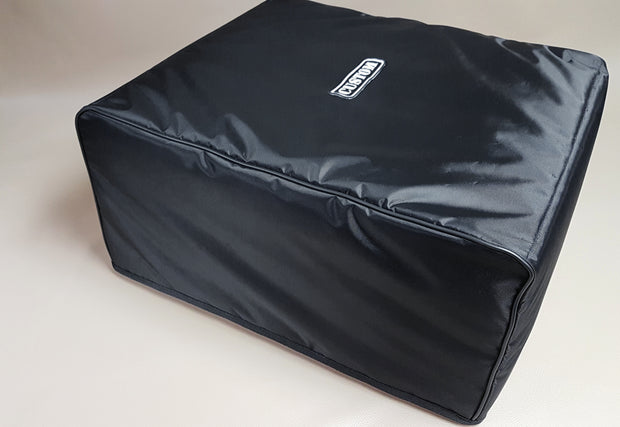 Custom padded cover for Denon AVR-X8500H amplifier