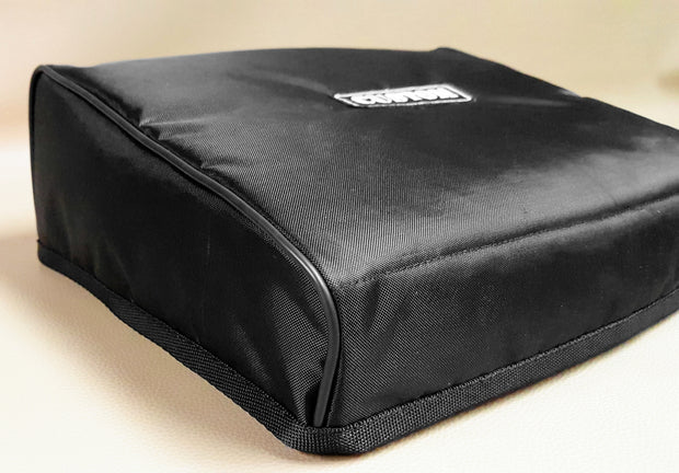 Custom padded cover for Hammond Creamware B4000 module