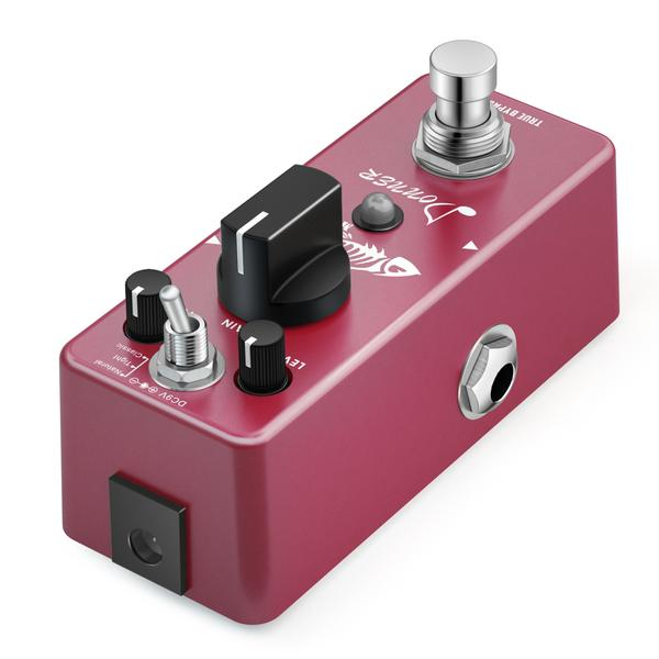 Mini Morpher Distortion Pedal Solo Effect Guitar Pedal True Bypass