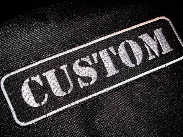 Custom padded cover for 70's Fender Studio Bass 12 inch speaker combo amp
