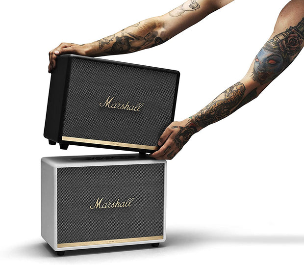 Custom padded cover for Marshall Woburn II Bluetooth Wireless Speaker