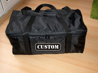 Custom dual-padded BAG for MESA Boogie Mark Five V 35 head amp