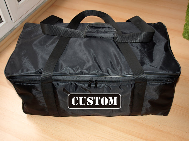 Custom dual-padded BAG for MESA Boogie JP-2C head amp (John Petrucci)