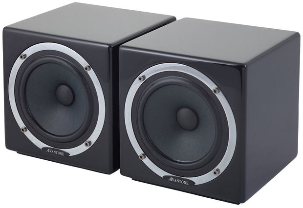 Custom padded covers for Active MixCubes Studio Monitors (Pair)