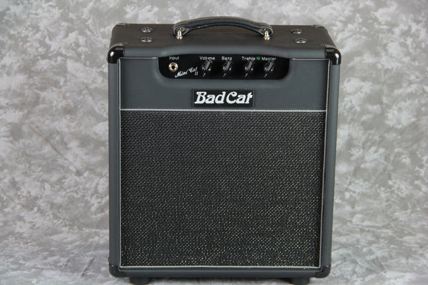 Custom padded cover for Bad Cat Mini Cat II Combo Amp