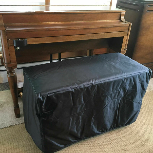 Custom padded cover for Hammond bench cover for Hammond A-100, B-3 or C-3 bench
