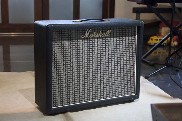"Custom padded cover for MARSHALL 2x12 (2045) Cab 2x12"" Cabinet 2045"