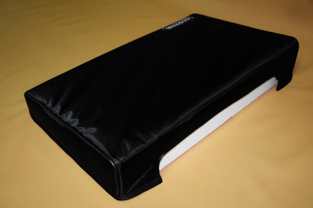 Custom padded cover for Moog MiniMoog Model D (reissue) keyboard