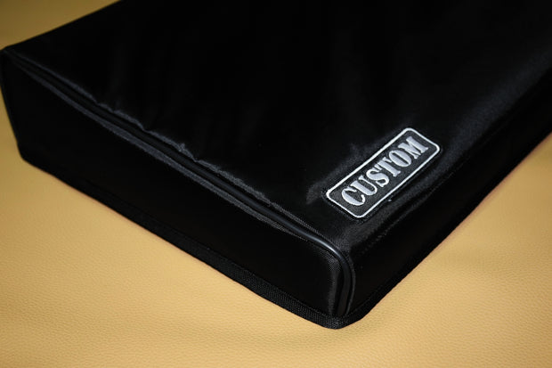 Custom padded cover for MOOG Micromoog 32-key synth