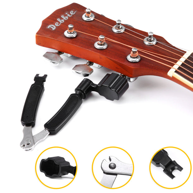 3 in 1 Guitar Tool Set