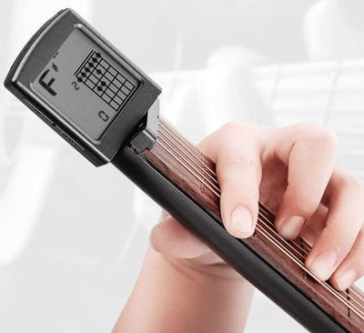 Digital Pocket Guitar Trainer