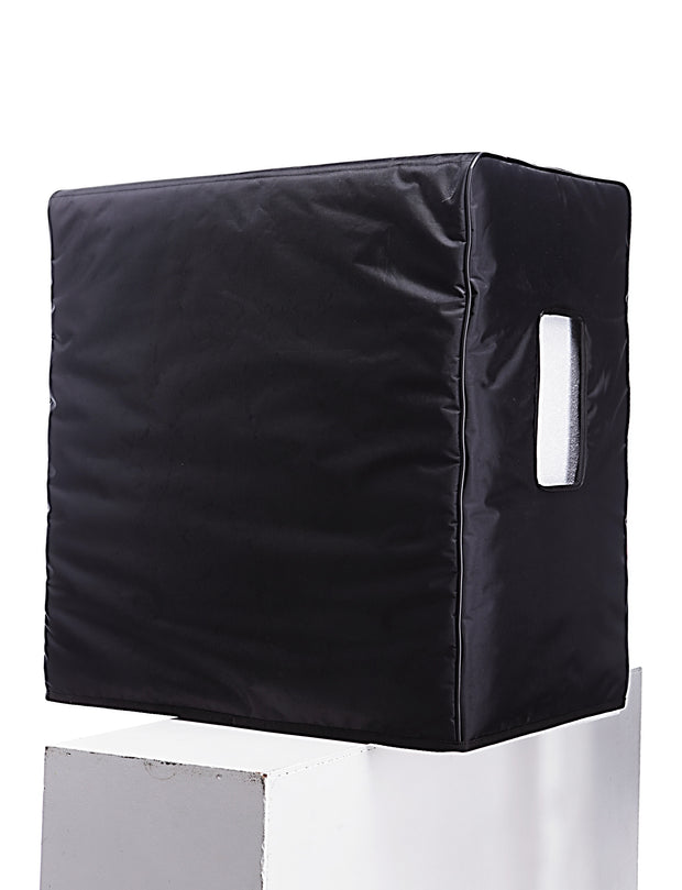 "Custom padded cover for BOGNER  412 ST Straight cab 4x12"" rear view high quality protection"
