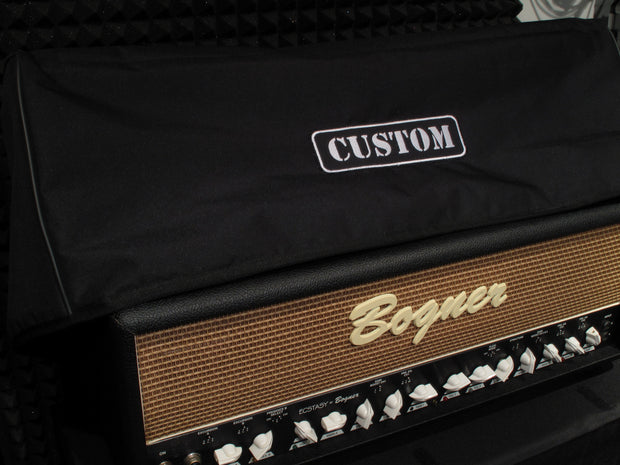 Custom padded cover for BOGNER Ecstasy XTC Xtasy 20th Anniversary head amp