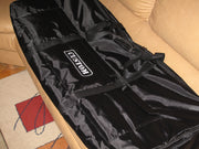 Custom Padded Keyboard and Synth Travel Bag Inside Velvet Interior Heavy Duty Nylon Protection Slip Cover