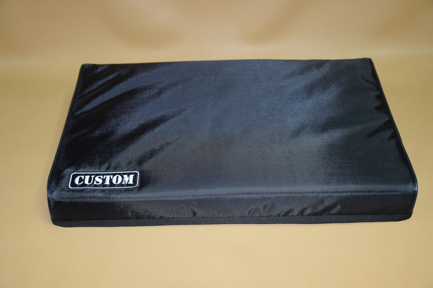 Custom padded cover for Novation Bass Station II 25-key keyboard