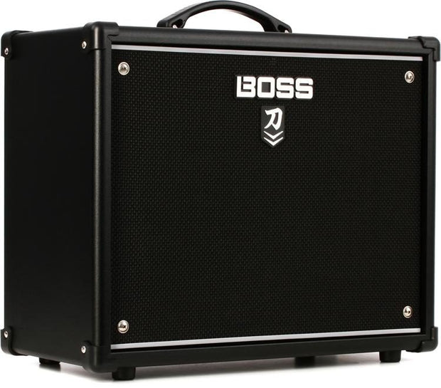 "Custom padded cover for BOSS Katana 50 1x12"" combo amp"