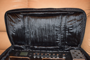 Custom padded travel bag soft case for LINE6 Helix Guitar Processor - Floorboard Model LINE 6