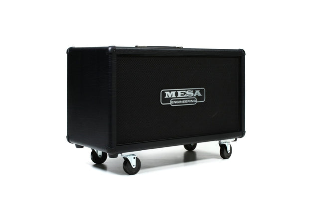 Custom padded cover for Mesa Boogie Rectifier 2x12 Horizontal (full-sized) Cab Recto 2x12""