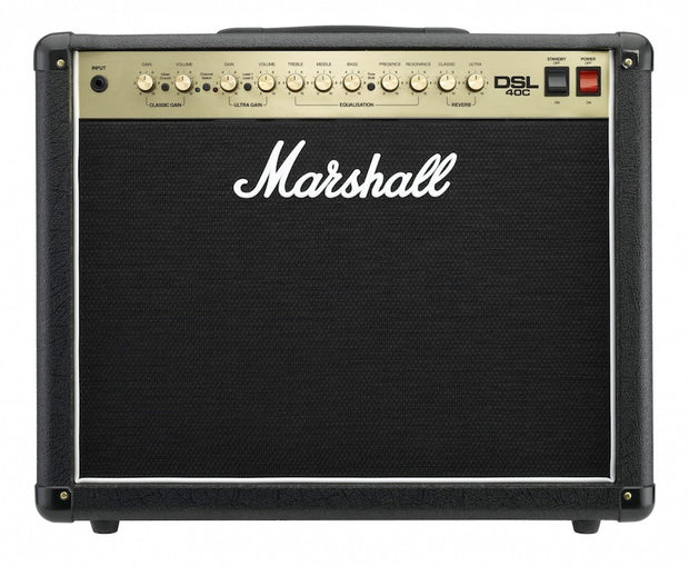 Custom padded cover for Marshall DSL 40C Combo 1x12 DSL40C