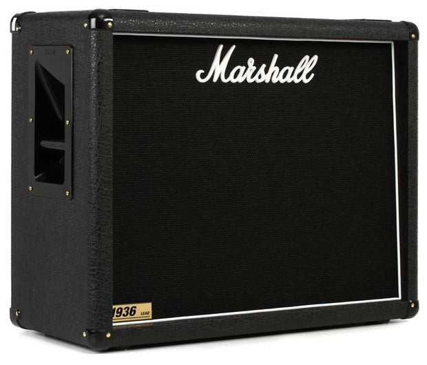 Custom padded cover for Marshall 1936 2x12 Cab 212 Cabinet