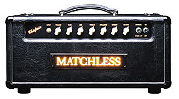 Custom padded cover for MATCHLESS Chieftain CH 40 Head Amp CH40 CH-40
