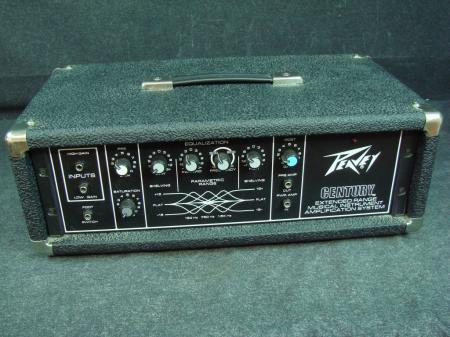 Custom padded cover for PEAVEY CENTURY 100 Head Amp