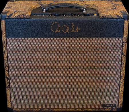 "Custom padded cover for PRS Dallas 1x12"" combo amp 1x12 P R S"