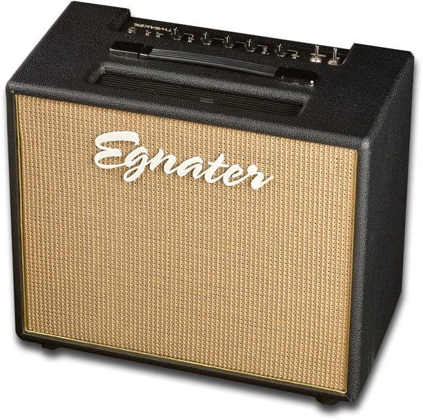 "Custom padded cover for EGNATER Tweaker 1x12"" combo amp"