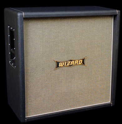 Custom padded cover for WIZARD GCL 412 Straight Guitar Cabinet