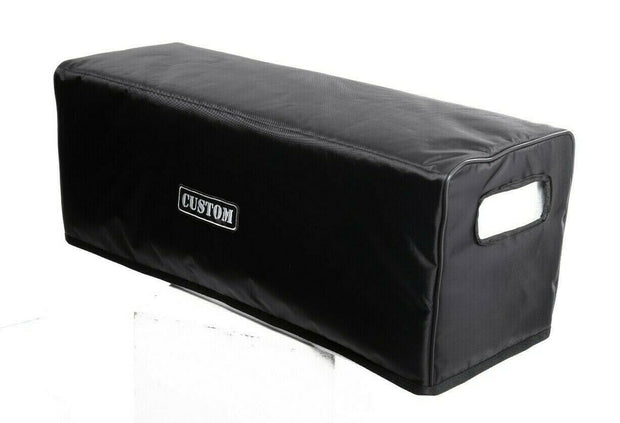 Custom padded cover for WIZARD Metal MTL 50 / 100 head amp