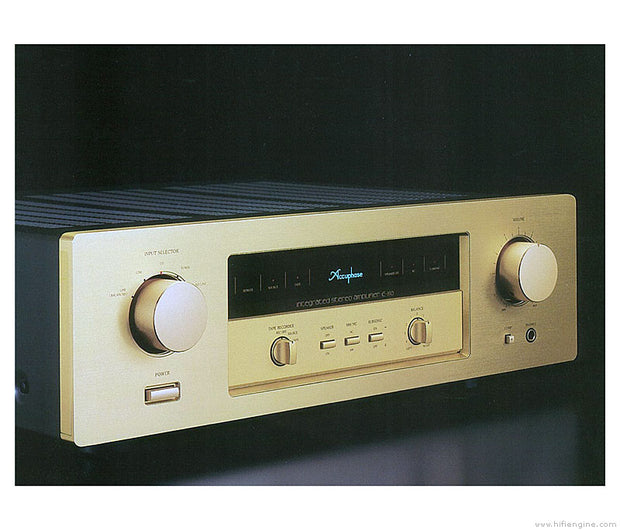 Custom padded cover for ACCUPHASE E-211 Amplifier