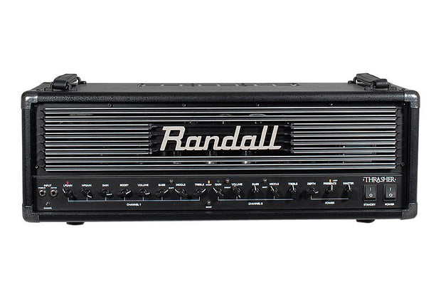 Custom padded cover for RANDALL Trasher 2-channel 4-mode 120W head amp