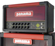 Custom padded cover for Panama Guitars Shaman 20-Watt Tube Head