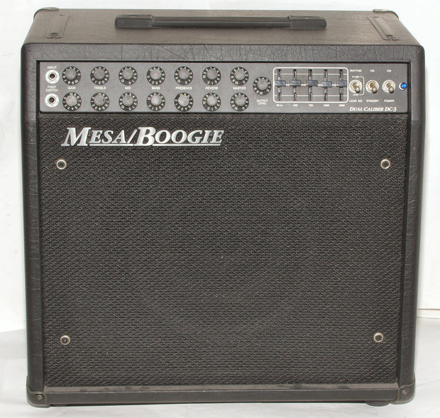 Custom padded cover for Mesa Boogie Studio 22 plus combo amp