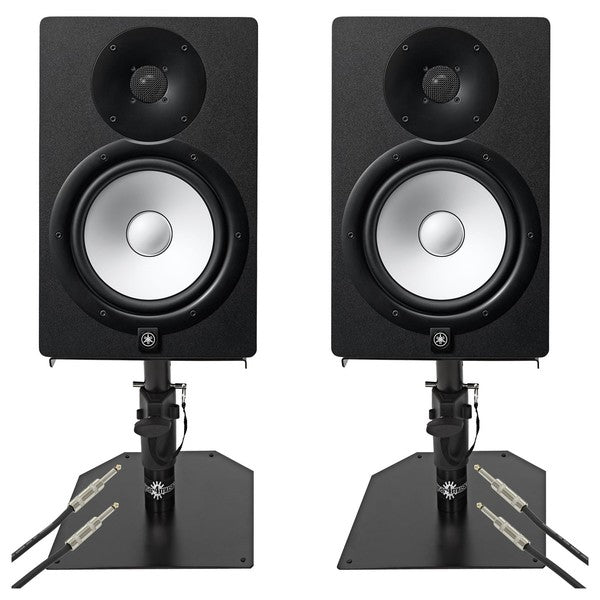 Custom padded cover for YAMAHA HS-8 (pair) Studio Monitors HS8 HS 8