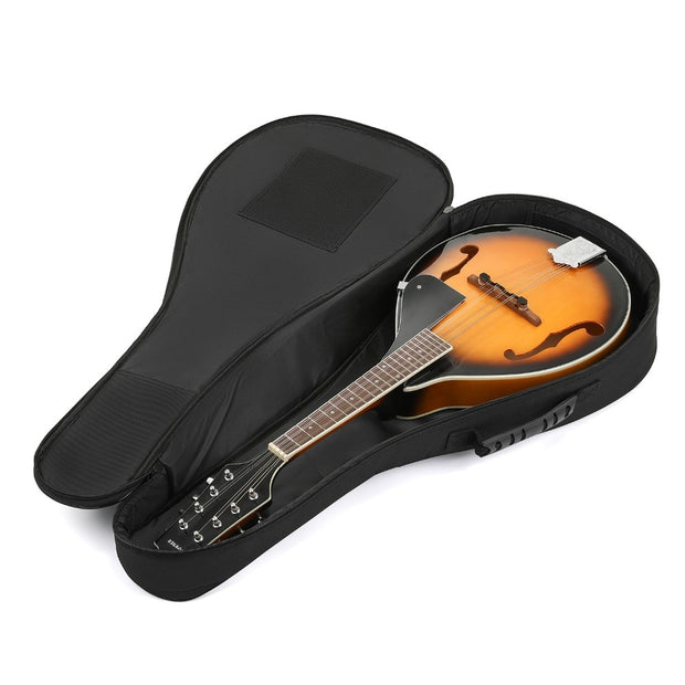 """Donner"" 28 Inch Premium Mandolin Gig-Bag (Backpack Soft-Case)"