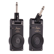 2.4 G Wireless Electric Guitar Transmitter & Receiver Set (30 Meters Transmission Range)