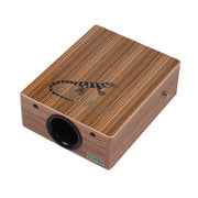 """GECKO"" Portable Traveling Cajon Box + Gig Bag"