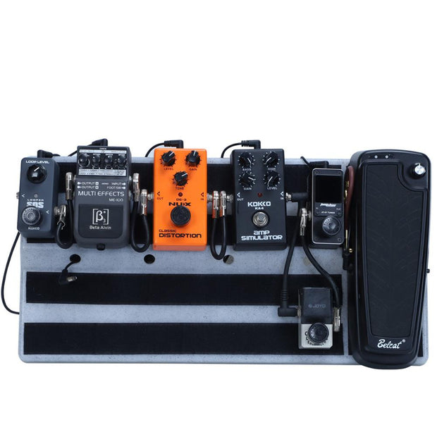 Mastery Guitar Effect Pedal-Board & Bag