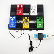 5 Way Electric Guitar Effect Pedal Power Supply (9V DC 1A)