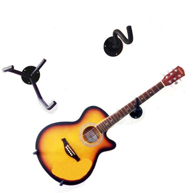 2 Pieces Guitar Wall Stand