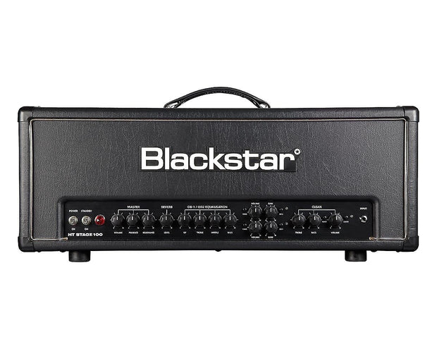 Custom padded cover for BLACKSTAR HT Stage 100 head amp