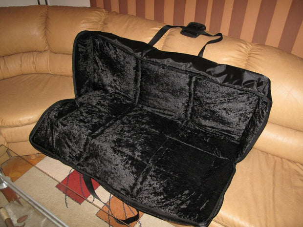 Custom padded soft-case travel bag for ROLAND RD 700 NX keyboard RD-700 NX