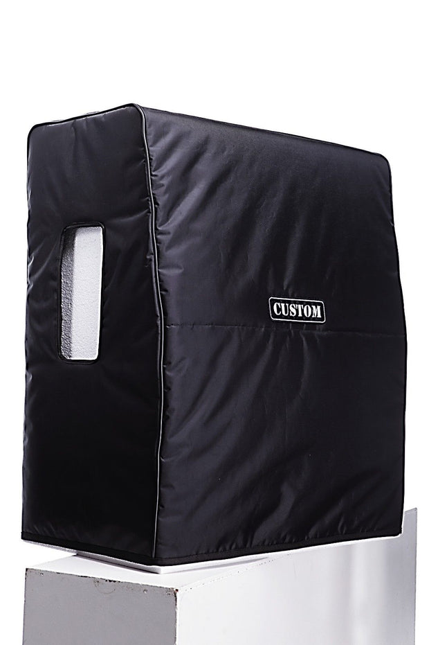 "Custom padded cover for DV Mark C212-V Vertical Slant 2x12"" cabinet"