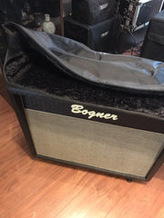 Custom padded cover for BOGNER 212C cabinet 2x12""