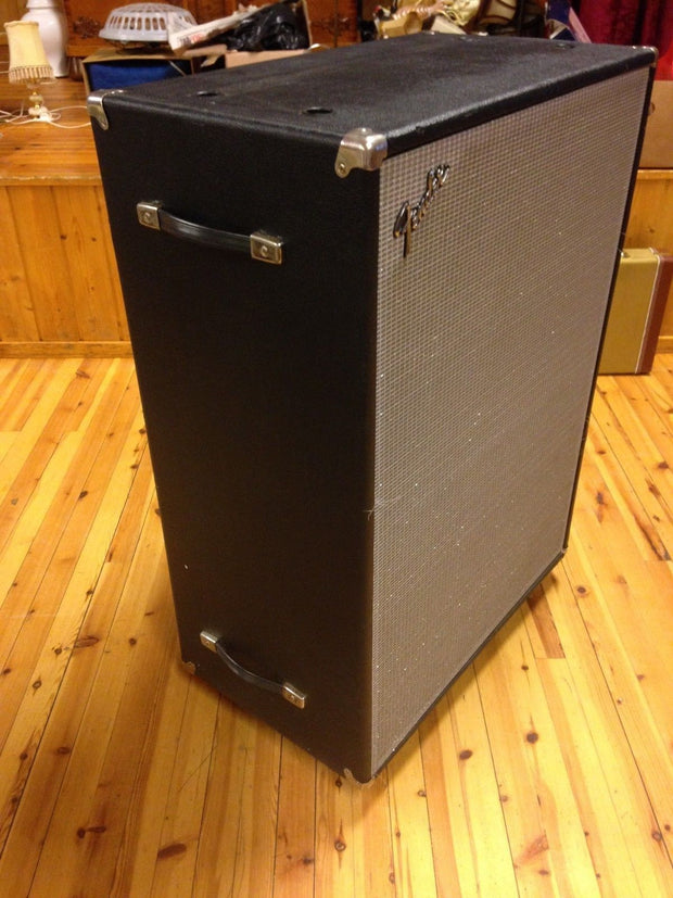 Custom padded cover for FENDER Bassman 100 4x12 bass cabinet (circa 1978)